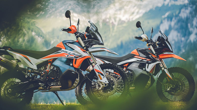 KTM Travel & Touring Range, Jim Aim Racing